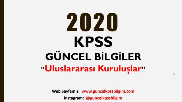 2020 kpss güncel bilgiler pdf indir, kpss güncel bilgiler 2020